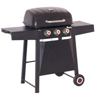 Grill Chef Midas 3 Burner Gas BBQ