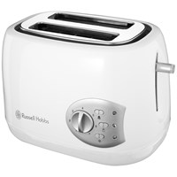 Russell Hobbs  Buxton 2 Slice Toaster - White