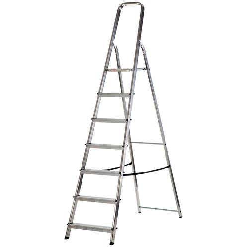 Werner  7 Tread Stepladder