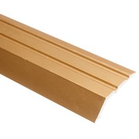 Trojan  Self Adhesive Floor Reducer 8mm - Gold