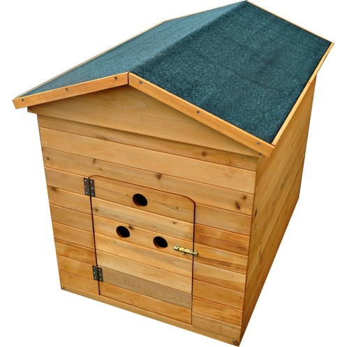 Nobby  Wooden Kennel - Large