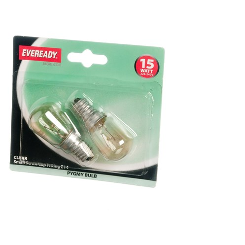Eveready  Incandescent Pygmy Light Bulb - 15W SES