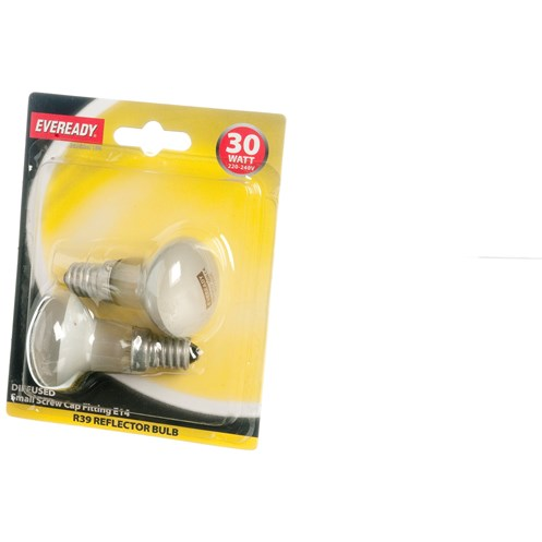 Eveready  Incandescent Reflector Light Bulb - 30W R39