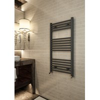 Wingrave Anthracite Towel Warmer 1800 x 500