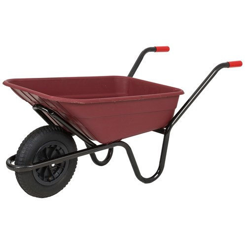 Polypropylene Wheelbarrow - 90 Litre