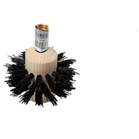Varian  Synthetic Sewer Head Brush - 4in