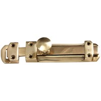 Phoenix  Solid Brass Tower Bolt