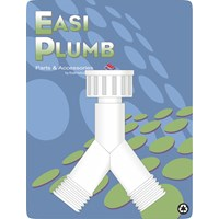 Easi Plumb  Washing Machine 'Y' Piece