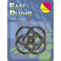Easi Plumb  Outlet Trap Washers - 5 Pack