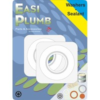 Easi Plumb  Top Hat Washers - 2 Pack