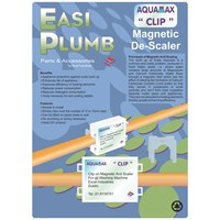 Easi Plumb  Clip On Magnetic Descaler