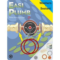 Easi Plumb  Circulating Pump Valve Washer Set