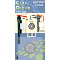Easi Plumb  Diaphragm Washer for Wirquin Filling Valves
