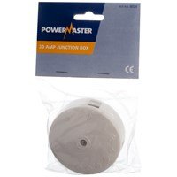Powermaster  4 Terminal Junction Box - 20 Amp