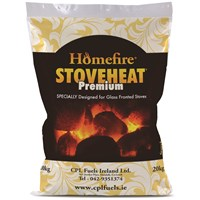 Stoveheat Premium Smokeless Coal - 20kg