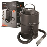 Double Chamber Ash Vac - 25 Litre