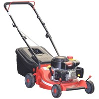 NGP C4001 Push Petrol Lawnmower - 16in